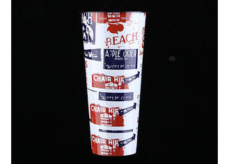 Printing Disposable Plastic Cups Color Printed IML In Mold Label