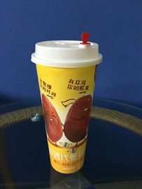 Custom Label Cup plastic Printing IML In Mold Label Customized Color