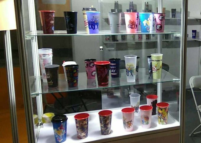 Iml Cups OEM Custom IML In Mold Label Printing Glossy or Matt SGS Certification